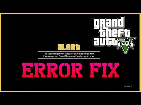 Grand Theft Auto 5 crach / GTA V all problem error fix
