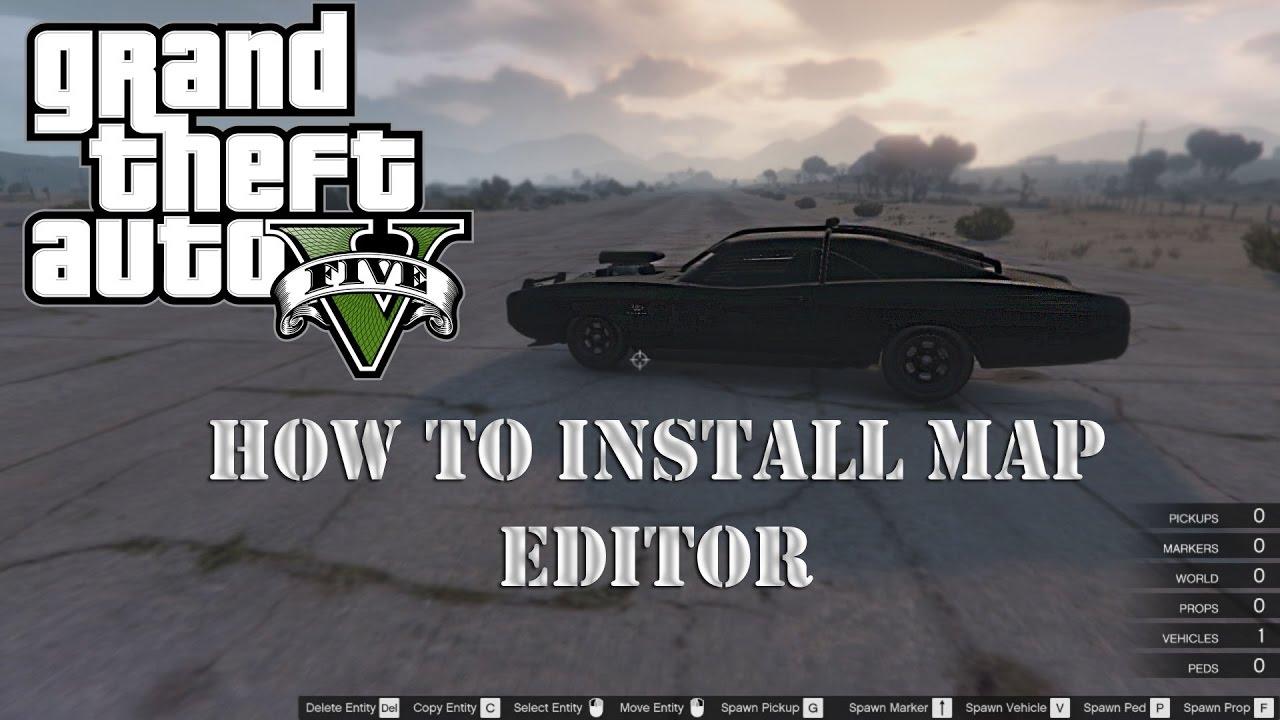 GTA 5 Map Editor | GTA V